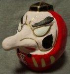 古峯神社の天狗だるま