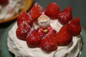 kuuのハンドメイドケーキ。(^_^;) kaze撮影