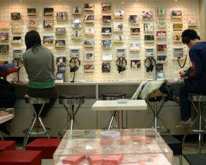 JT渋谷カフェ