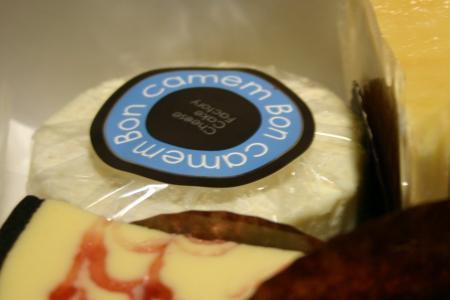 チーズケーキ「ボン・カマン」