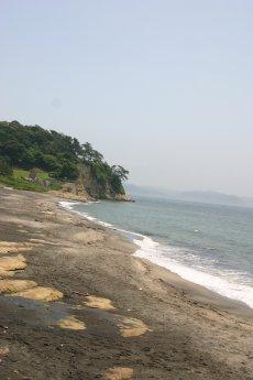 稲村ヶ崎 七里ヶ浜、kuu撮影