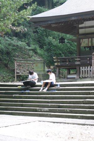 金鑚(かなさな)神社、kaze撮影
