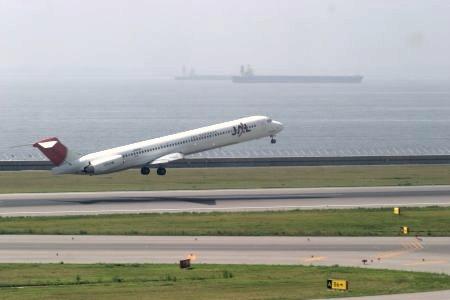中部国際空港、kaze撮影