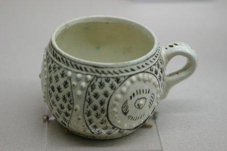 トルコ、18世紀のカップ