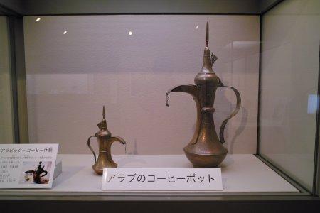 アラブのコーヒーポット