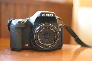 K200D+smc PENTAX-M 40mm/F2.8