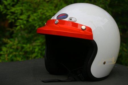 kuuのヘルメット