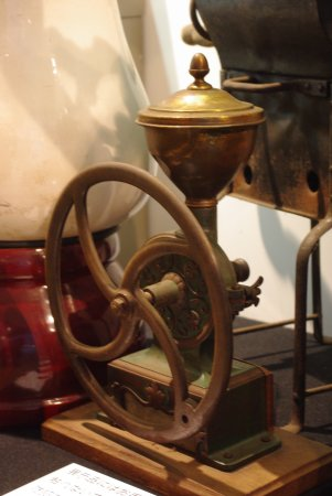 標コレクションのコーヒーミル