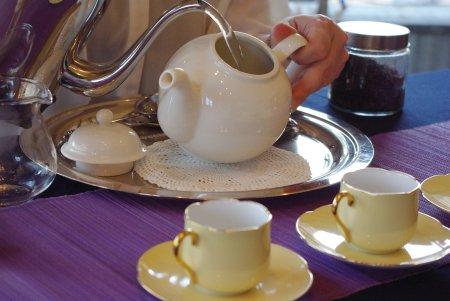 ルフナさんの紅茶