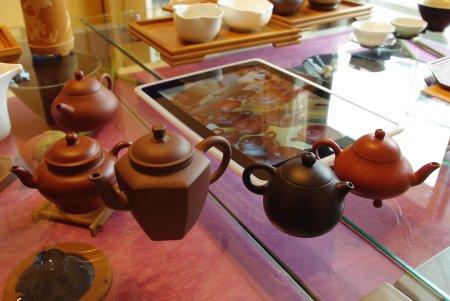 茶壷(チャフー)