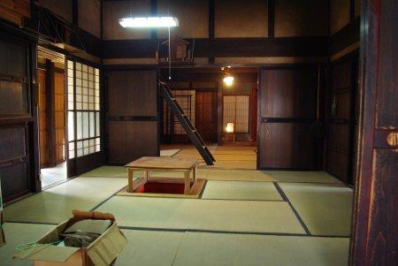 綾子の生家